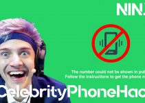 ninja phone number public by hacker youtube 2019