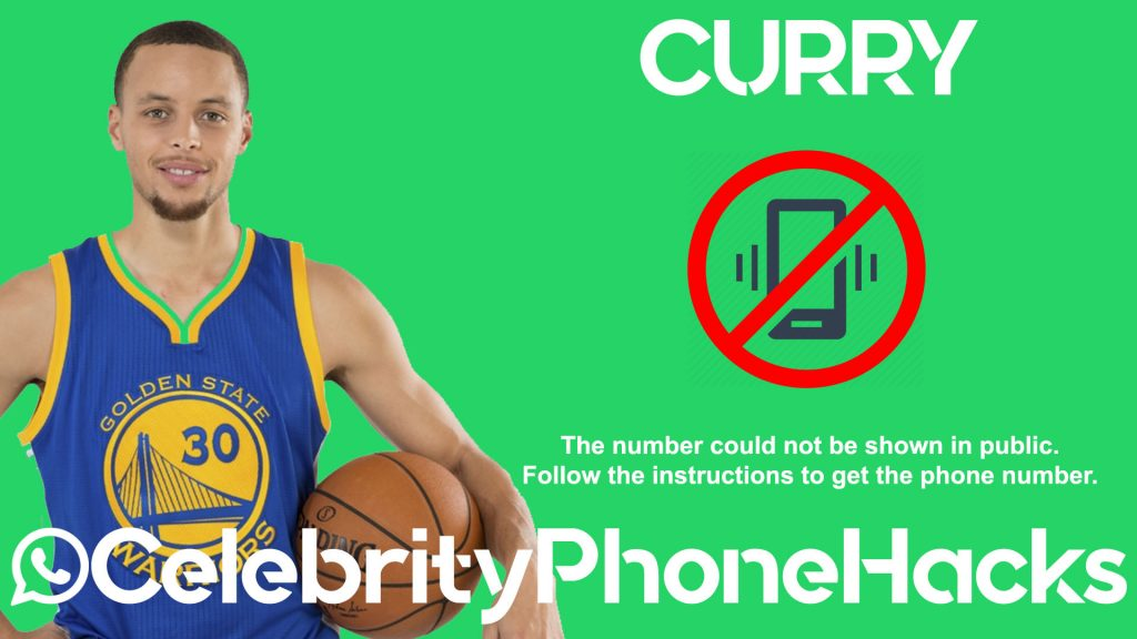 stephen curry real phone number leaked 2019 public by celebrityphonehacks
