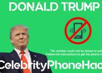 donald trump lindsey graham phone number youtube hacked leaked public