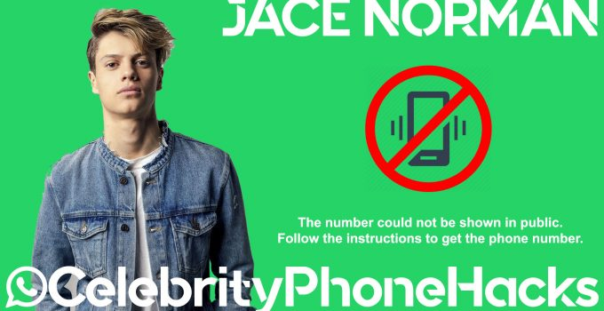 jace norman real phone number leaked by celebrityphonehacks