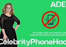 Adele real phone number 2019 whatsapp hacked leaked