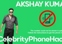 Akshay Kumar real phone number 2019 whatsapp hacked leaked
