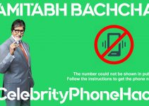 Amitabh Bachchan real phone number 2019 whatsapp hacked leaked