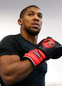 Anthony Joshua real phone number leaked hacked celebrityphonehacks