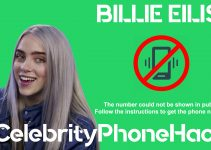 Billie Eilish real phone number 2019 whatsapp hacked leaked