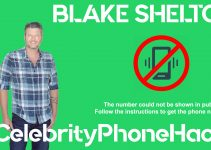 Blake Shelton real phone number 2019 whatsapp hacked leaked