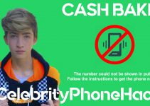 Cash Baker real phone number 2019 whatsapp hacked leaked