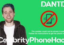 Dantdm real phone number 2019 whatsapp hacked leaked
