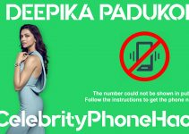 Deepika Padukone real phone number 2019 whatsapp hacked leaked