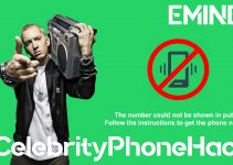 Eminem real phone number 2019 whatsapp hacked leaked