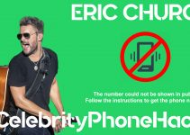 Eric Church real phone number 2019 whatsapp hacked leaked