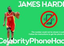 James Harden real phone number 2019 whatsapp hacked leaked