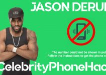 Jason Derulo real phone number 2019 whatsapp hacked leaked