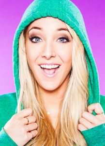 Jenna Marbles real phone number leaked hacked celebrityphonehacks
