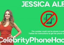 Jessica Alba real phone number 2019 whatsapp hacked leaked