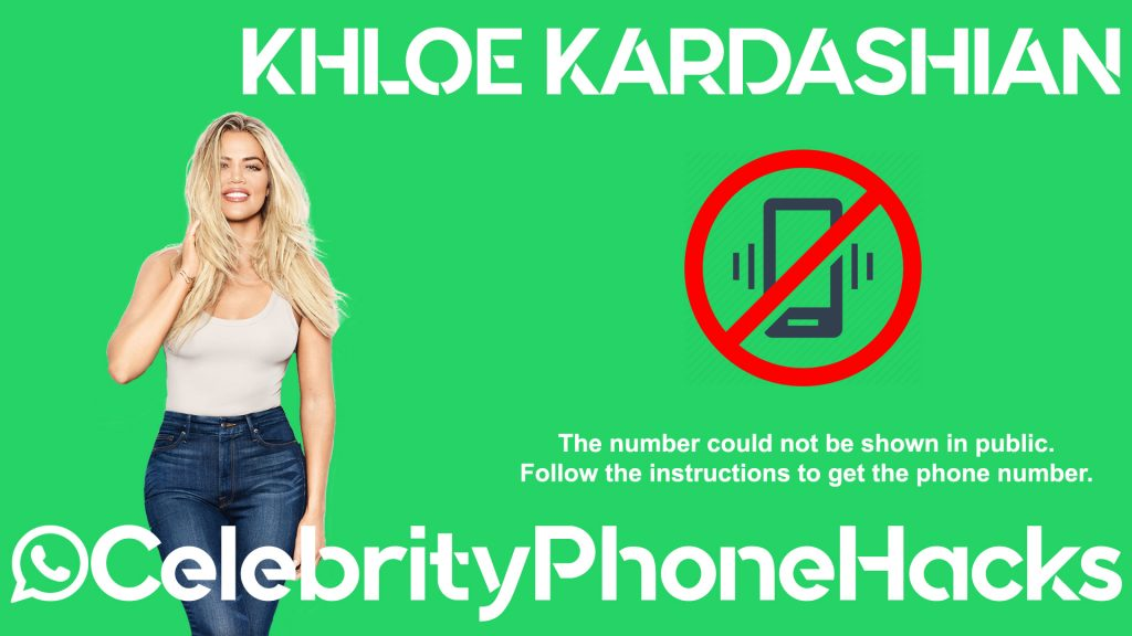 Kourtney Kardashian real phone number leaked hacked celebrityphonehacks
