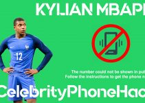 Kylian Mbappe real phone number 2019 whatsapp hacked leaked