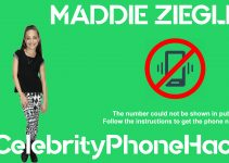 Maddie Ziegler real phone number 2019 whatsapp hacked leaked