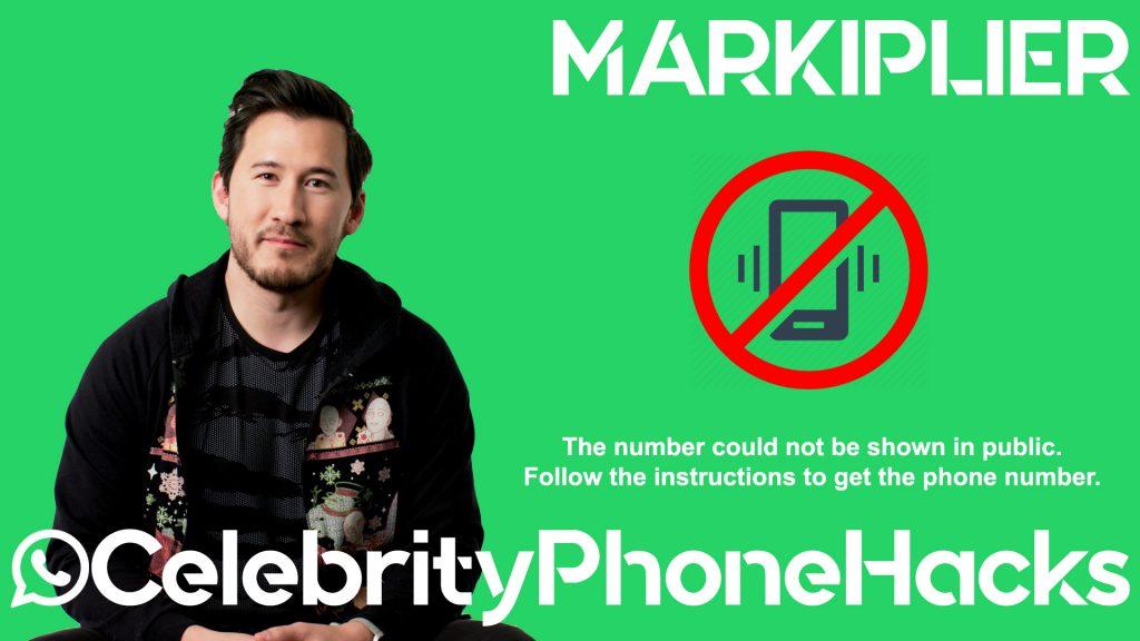 Markiplier real phone number 2019 whatsapp hacked leaked