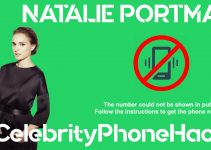 Natalie Portman real phone number 2019 whatsapp hacked leaked