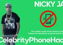 Nicky Jam real phone number 2019 whatsapp hacked leaked
