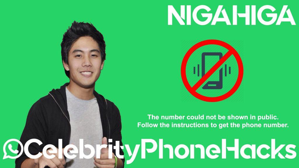 Nigahiga real phone number 2019 whatsapp hacked leaked