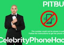 Pitbull real phone number 2019 whatsapp hacked leaked