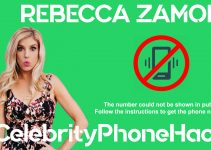 Rebecca Zamolo real phone number 2019 whatsapp hacked leaked