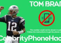 Tom Brady real phone number 2019 whatsapp hacked leaked