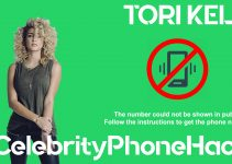 Tori Kelly real phone number 2019 whatsapp hacked leaked