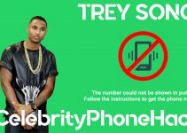Trey Songz real phone number 2019 whatsapp hacked leaked