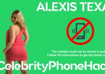 Alexis Texas real phone number 2019 whatsapp hacked leaked