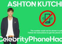 Ashton Kutcher real phone number 2019 whatsapp hacked leaked