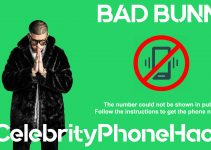 Bad Bunny real phone number 2019 whatsapp hacked leaked