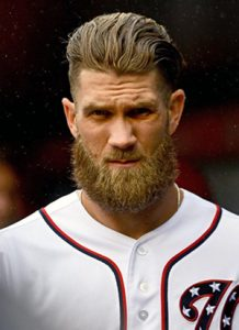 Bryce Harper real phone number leaked hacked celebrityphonehacks
