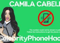 Camila Cabello real phone number 2019 whatsapp hacked leaked