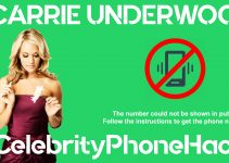 Carrie Underwood real phone number 2019 whatsapp hacked leaked