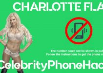 Charlotte Flair real phone number 2019 whatsapp hacked leaked