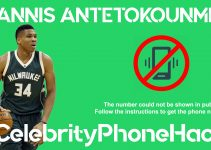 Giannis Antetokounmpo real phone number 2019 whatsapp hacked leaked