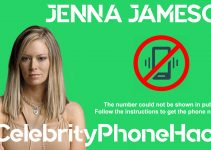 Jenna Jameson real phone number 2019 whatsapp hacked leaked
