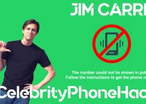 Jim Carrey real phone number 2019 whatsapp hacked leaked