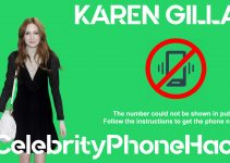Karen Gillan real phone number 2019 whatsapp hacked leaked