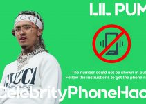 Lil Pump real phone number 2019 whatsapp hacked leaked