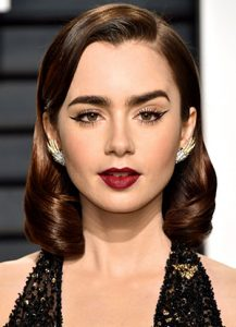 Lily Collins real phone number leaked hacked celebrityphonehacks