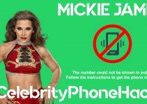 Mickie James real phone number 2019 whatsapp hacked leaked