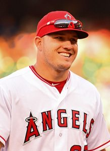 Mike Trout real phone number leaked hacked celebrityphonehacks