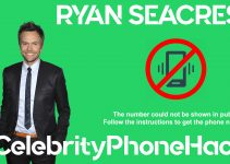 Ryan Seacrest real phone number 2019 whatsapp hacked leaked