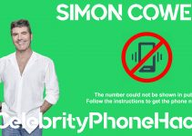 Simon Cowell real phone number 2019 whatsapp hacked leaked