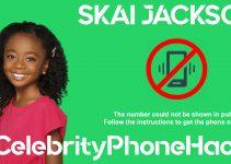 Skai Jackson real phone number 2019 whatsapp hacked leaked