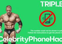 Triple H real phone number leaked hacked celebrityphonehacks